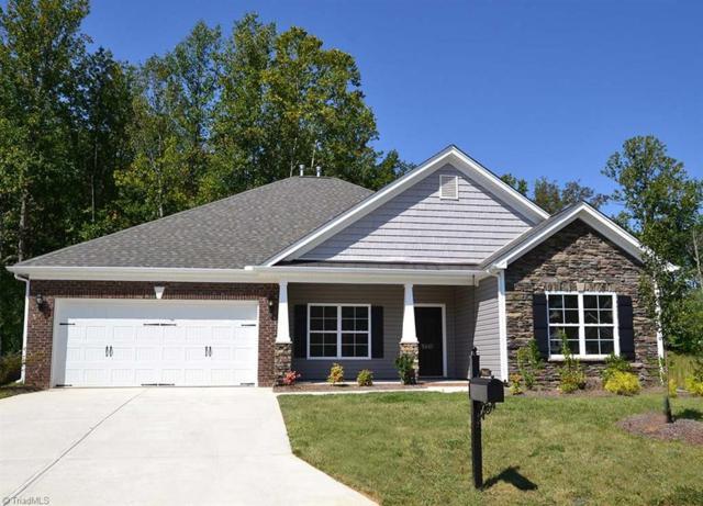 3159 York Place Drive Lot 128, Walkertown, NC 27051 (MLS #943600) :: Ward & Ward Properties, LLC