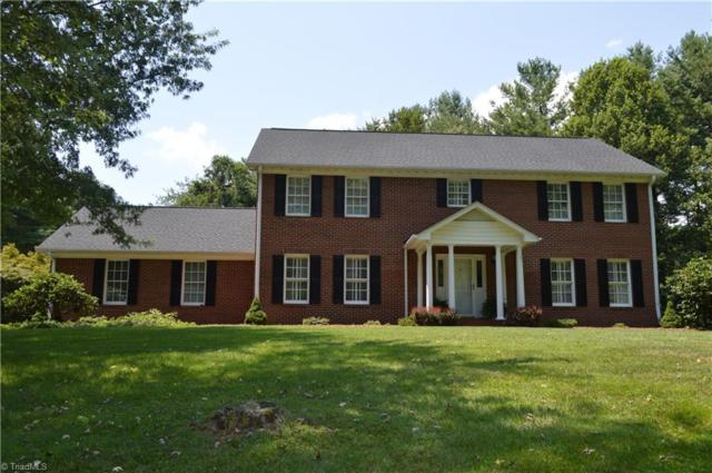 110 Saddle Creek Way, Mount Airy, NC 27030 (MLS #943620) :: RE/MAX Impact Realty