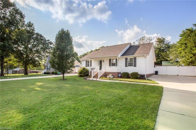 123 Bell Drive, Thomasville, NC 27360 (MLS #943661) :: Berkshire Hathaway HomeServices Carolinas Realty