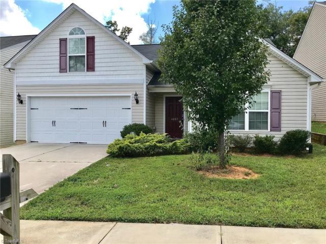 4663 Chapel Ridge Drive, Greensboro, NC 27405 (MLS #943675) :: Berkshire Hathaway HomeServices Carolinas Realty