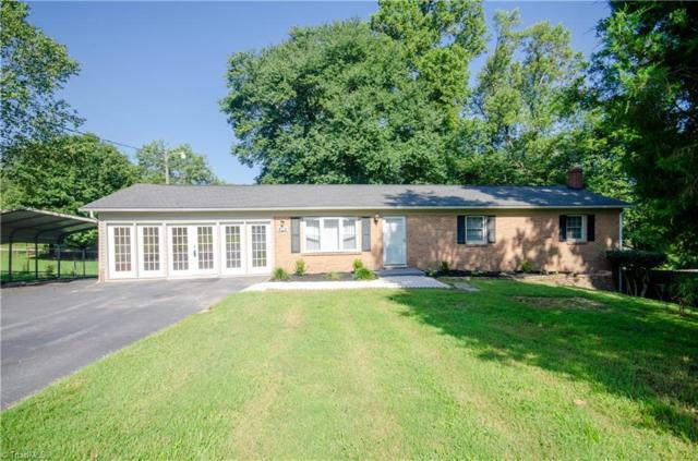 213 West Drive, Thomasville, NC 27360 (MLS #943753) :: Berkshire Hathaway HomeServices Carolinas Realty