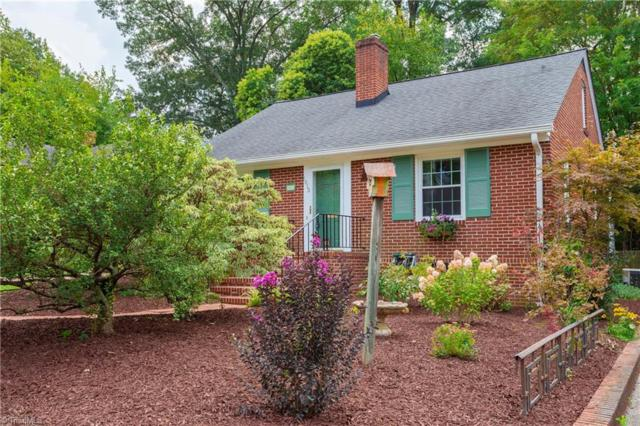 1013 Guilford Avenue, Greensboro, NC 27401 (MLS #943758) :: Kim Diop Realty Group