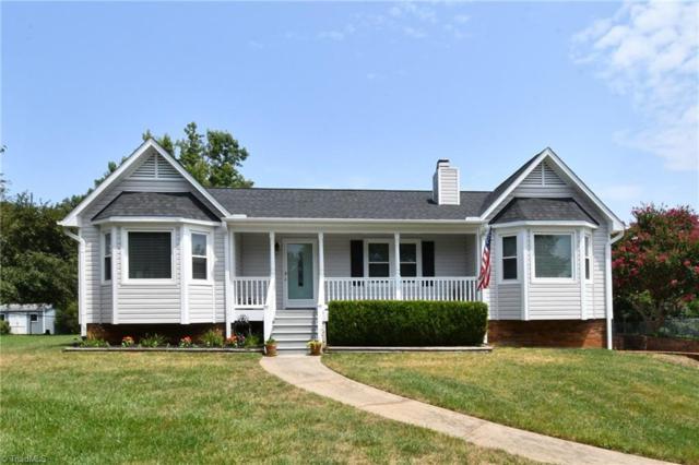 247 Krause Lane, Winston Salem, NC 27127 (MLS #943803) :: Berkshire Hathaway HomeServices Carolinas Realty