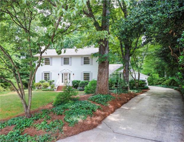 5 Round Hill Court, Greensboro, NC 27408 (MLS #943808) :: Berkshire Hathaway HomeServices Carolinas Realty