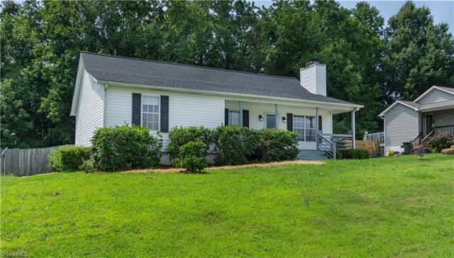 203 Red Bud Lane, Thomasville, NC 27360 (MLS #943811) :: Berkshire Hathaway HomeServices Carolinas Realty