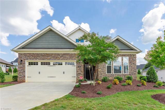 342 Brocks Trace, Burlington, NC 27215 (MLS #943831) :: Berkshire Hathaway HomeServices Carolinas Realty