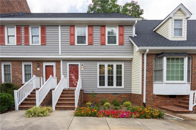 1121 Sherwood Drive #7, Burlington, NC 27215 (MLS #943832) :: Berkshire Hathaway HomeServices Carolinas Realty