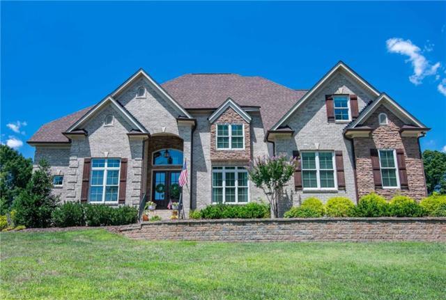 1460 Bethan Drive, Summerfield, NC 27358 (MLS #943949) :: Berkshire Hathaway HomeServices Carolinas Realty