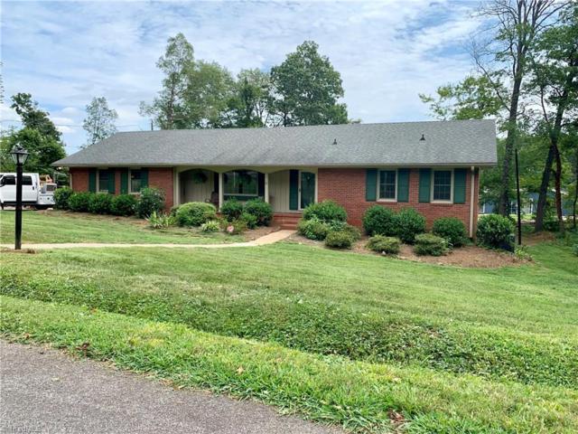 67 Forest Park Drive, Denton, NC 27239 (MLS #943965) :: Berkshire Hathaway HomeServices Carolinas Realty
