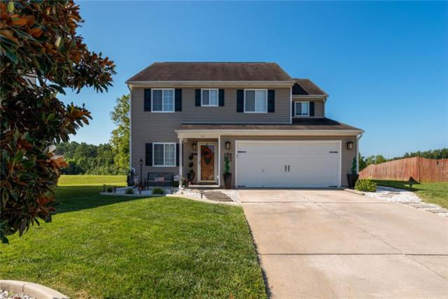 11 Cappel Court, Mcleansville, NC 27301 (MLS #944048) :: Kim Diop Realty Group