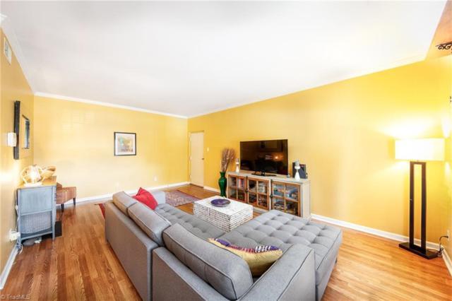 6 Fountain View Circle B, Greensboro, NC 27405 (MLS #944160) :: Berkshire Hathaway HomeServices Carolinas Realty