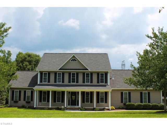 1116 Maple Ridge Drive #1116, Burlington, NC 27217 (MLS #944204) :: HergGroup Carolinas | Keller Williams