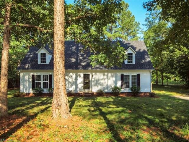 469 Cove Wood Drive, Denton, NC 27239 (MLS #944262) :: Berkshire Hathaway HomeServices Carolinas Realty