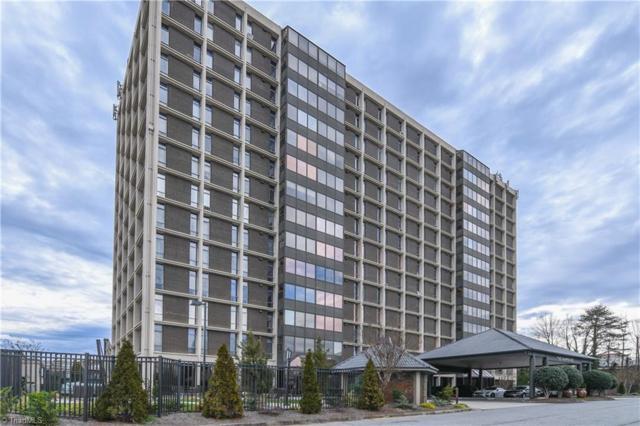 1101 N Elm Street #904, Greensboro, NC 27401 (MLS #944291) :: Berkshire Hathaway HomeServices Carolinas Realty