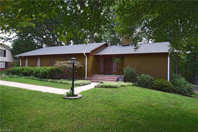 1805 Swannanoa Drive, Greensboro, NC 27410 (MLS #944294) :: Berkshire Hathaway HomeServices Carolinas Realty