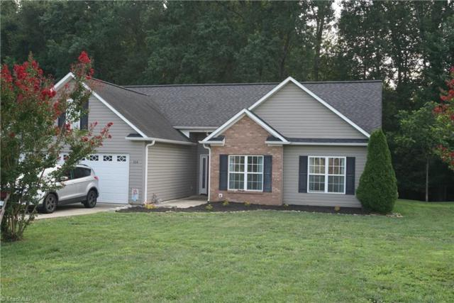 224 Summit Drive, Mocksville, NC 27028 (MLS #944308) :: Berkshire Hathaway HomeServices Carolinas Realty