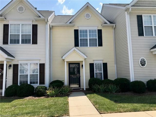 3848 Hickswood Creek Drive, High Point, NC 27265 (MLS #944320) :: Berkshire Hathaway HomeServices Carolinas Realty