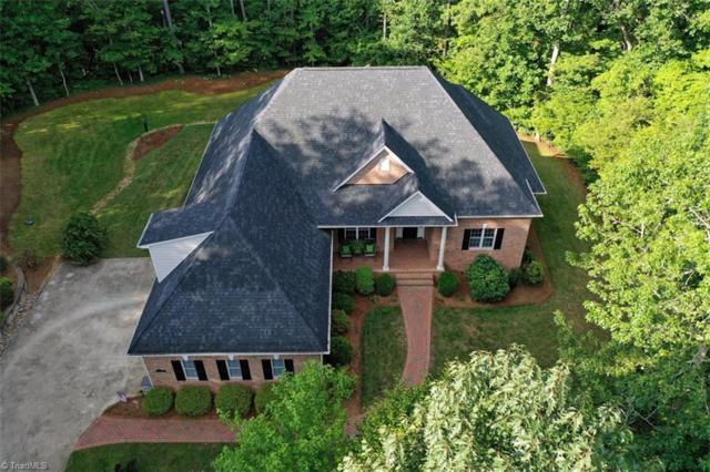 135 Fox Horn Court, Mocksville, NC 27028 (MLS #944327) :: Ward & Ward Properties, LLC
