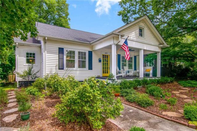 602 Mendenhall Street, Greensboro, NC 27401 (MLS #944336) :: Berkshire Hathaway HomeServices Carolinas Realty