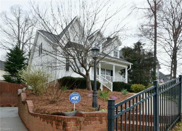 6130 Tennyson Drive, Kernersville, NC 27284 (MLS #944373) :: Kim Diop Realty Group