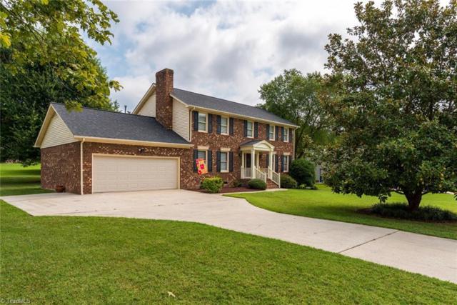 201 O'neill Drive, Jamestown, NC 27282 (MLS #944382) :: Berkshire Hathaway HomeServices Carolinas Realty