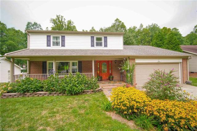 912 Edinburgh Drive, Jamestown, NC 27282 (MLS #944488) :: Berkshire Hathaway HomeServices Carolinas Realty