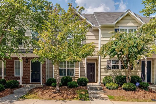 105 Breezeway Lane, Greensboro, NC 27405 (MLS #944489) :: Berkshire Hathaway HomeServices Carolinas Realty