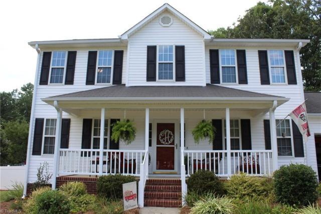 106 S Hemingway Court, Advance, NC 27006 (MLS #944608) :: HergGroup Carolinas | Keller Williams