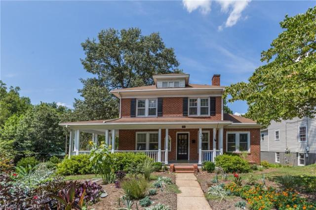 1244 S Hawthorne Road, Winston Salem, NC 27103 (MLS #944703) :: Berkshire Hathaway HomeServices Carolinas Realty