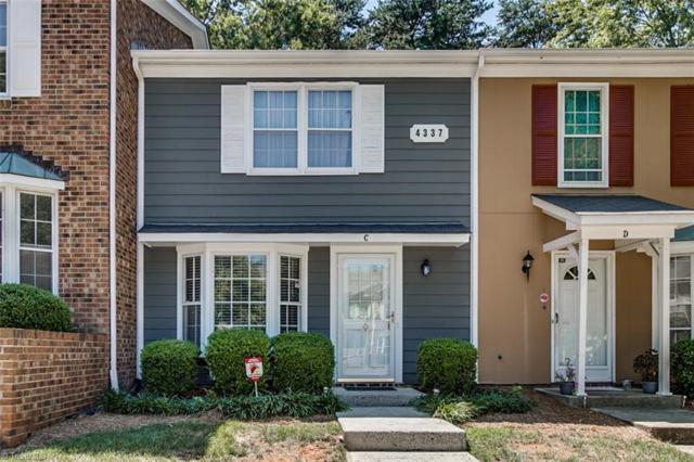 4337 Edith Lane C, Greensboro, NC 27409 (MLS #944709) :: HergGroup Carolinas | Keller Williams