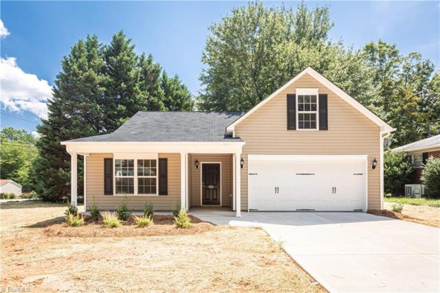 5801 Woodcliff Drive, Greensboro, NC 27410 (MLS #944847) :: HergGroup Carolinas | Keller Williams