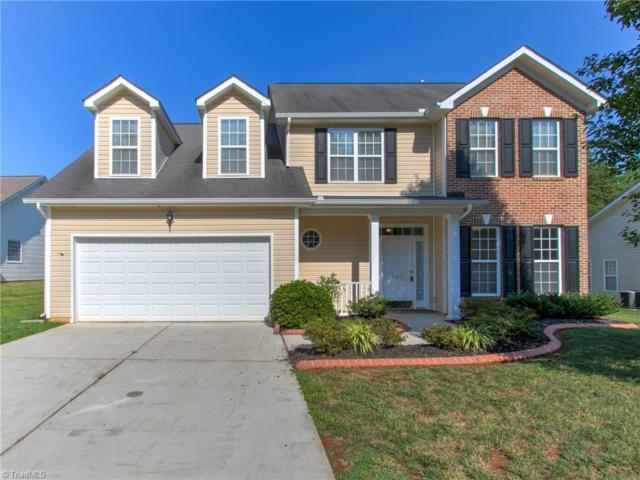 705 Hawthorn Ridge Drive, Whitsett, NC 27377 (MLS #944907) :: Berkshire Hathaway HomeServices Carolinas Realty