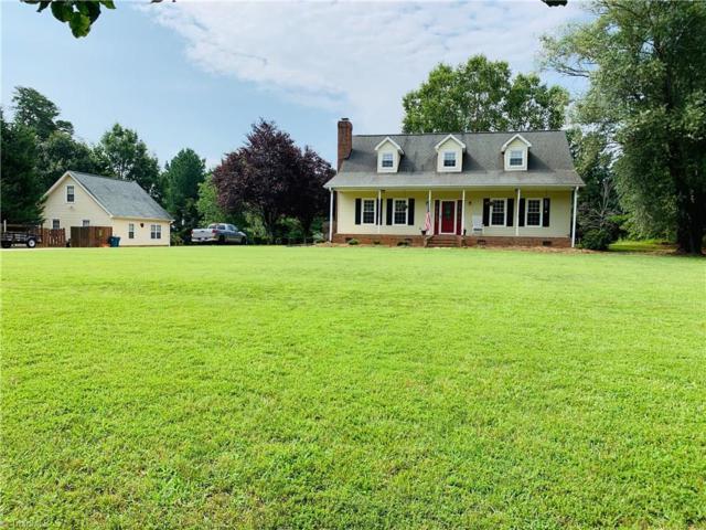 5322 Iron Weed Lane, Mcleansville, NC 27301 (MLS #945049) :: Lewis & Clark, Realtors®