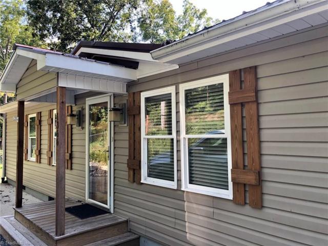 1366 Lakeshore Drive, New London, NC 28127 (MLS #945074) :: Berkshire Hathaway HomeServices Carolinas Realty