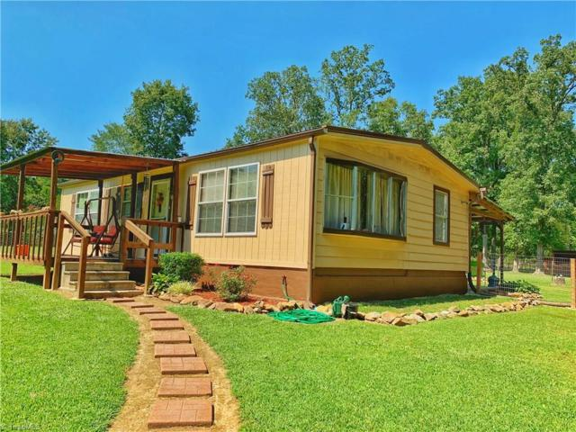 1435 Valley Mine Road, Lexington, NC 27292 (MLS #945084) :: Berkshire Hathaway HomeServices Carolinas Realty