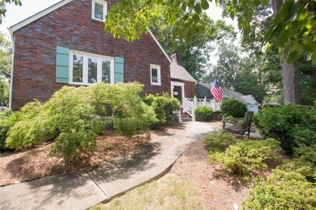 1025 Ferndale Boulevard, High Point, NC 27262 (MLS #945132) :: Ward & Ward Properties, LLC