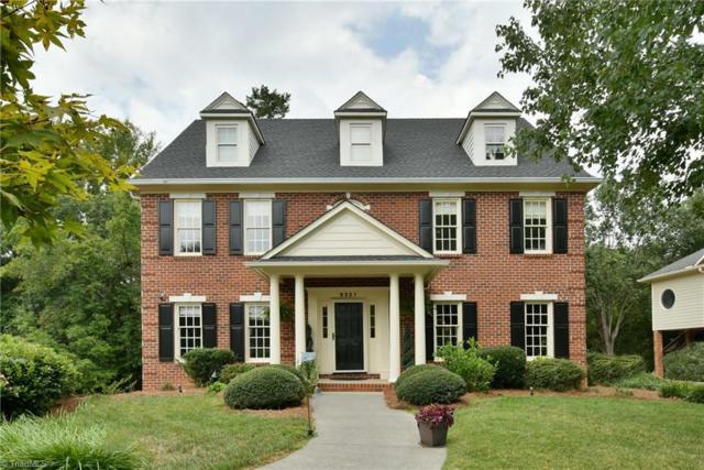 5321 Fairburn Drive, Winston Salem, NC 27106 (MLS #945134) :: Berkshire Hathaway HomeServices Carolinas Realty
