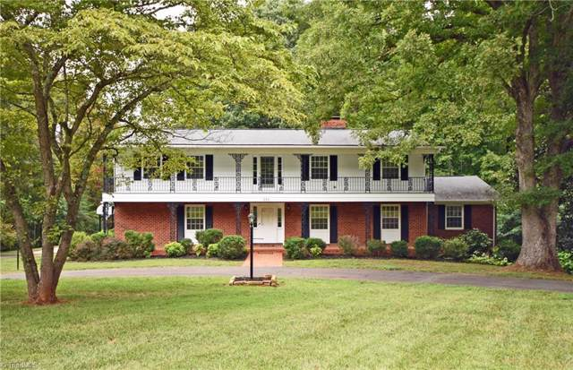 155 Tutterow Road, Mocksville, NC 27028 (MLS #947472) :: Kim Diop Realty Group