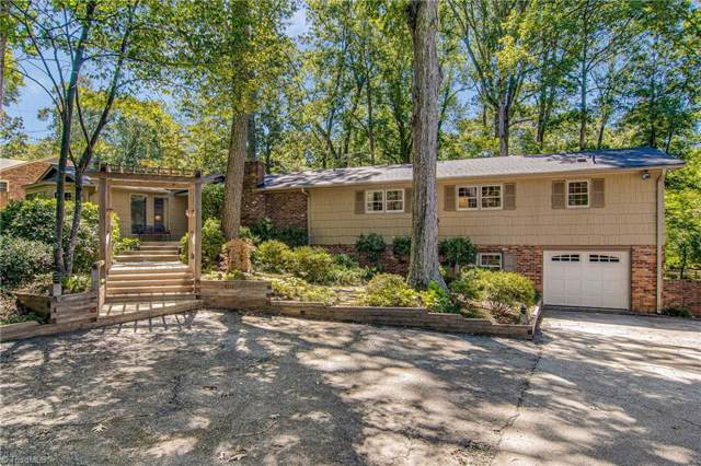 3800 Northriding Road, Winston Salem, NC 27104 (MLS #947608) :: RE/MAX Impact Realty