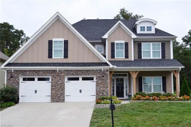 2367 Hammock Drive, High Point, NC 27265 (MLS #948263) :: Berkshire Hathaway HomeServices Carolinas Realty
