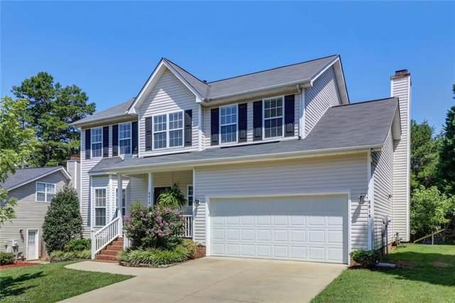 6616 Ivy Stone Drive, Jamestown, NC 27282 (MLS #948393) :: Kim Diop Realty Group
