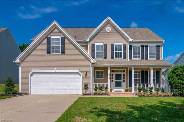 4309 Pepperbush Drive, Greensboro, NC 27405 (MLS #948634) :: Berkshire Hathaway HomeServices Carolinas Realty
