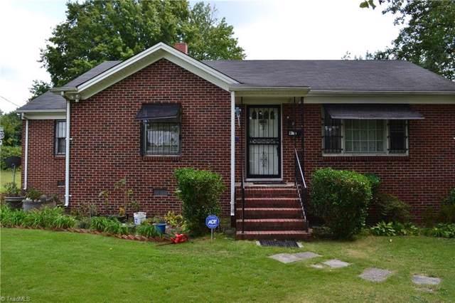 901 Duke Street, Greensboro, NC 27406 (MLS #949029) :: Kim Diop Realty Group
