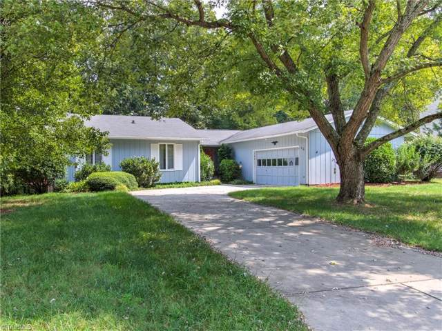 105 Woodleigh Court, Jamestown, NC 27282 (MLS #949101) :: Berkshire Hathaway HomeServices Carolinas Realty