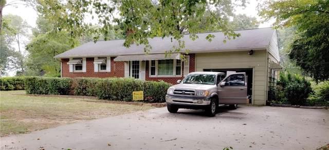 2669 Nc Highway 66 S, Kernersville, NC 27284 (MLS #949177) :: Kim Diop Realty Group