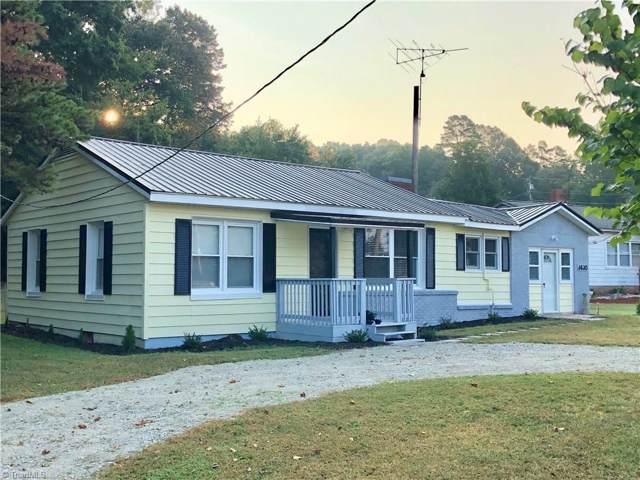 3630 Old Mocksville Road, Salisbury, NC 28144 (MLS #949244) :: Lewis & Clark, Realtors®