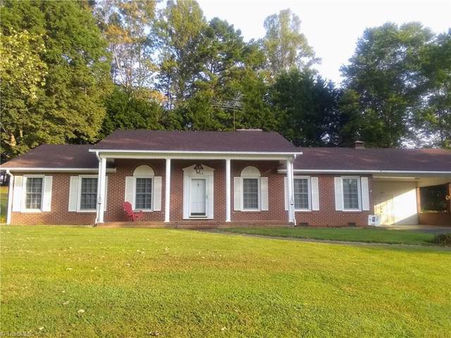 158 W Greenhill Road, Mount Airy, NC 27030 (MLS #949248) :: RE/MAX Impact Realty