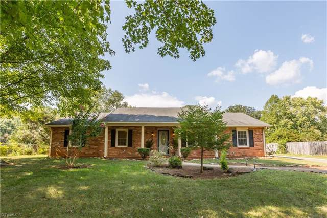 5729 Remington Drive, Winston Salem, NC 27104 (MLS #949264) :: Berkshire Hathaway HomeServices Carolinas Realty