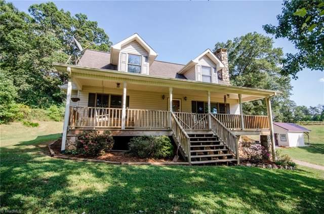 7061 Vashti Road, Hiddenite, NC 28636 (MLS #949272) :: Berkshire Hathaway HomeServices Carolinas Realty