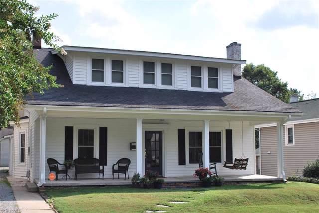 407 W Parkway Avenue, High Point, NC 27262 (MLS #949315) :: Ward & Ward Properties, LLC